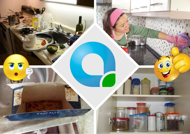 Гигиена жилища – ключевой фактор, если вы хотите избавиться от тараканов в квартире раз и навсегда