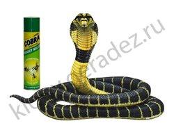 Супер кобра от клопов