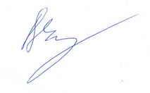 Подпись директора